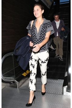 Marion Cotillard in the Paloma pant