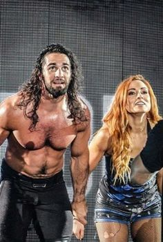 Seth y Becky❤ Brollins Dick27ambrose