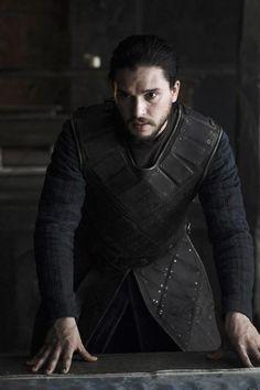 "Game of Thrones: Jon Snow (Kit Harington) season 6 episode 5 ""The Door"" Kit Harington, George Rr Martin, Jon Snow, Khal Drogo, Winter Is Here, Winter Is Coming, Jon Schnee, Serie Got, Game Of Trone"