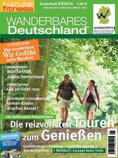 Wanderbares Deutschland - Das Magazin 2016