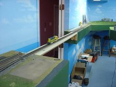 Bridge For Door Quick and Easy | Model Railroad Hobbyist magazine | Having fun with model trains | Instant access to model railway resources...