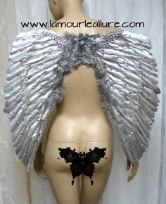 http://lamourleallure.storenvy.com/collections/1308735-wings/products/16436571-large-rhinestone-angel-wings-samba-cosplay-dance-costume-rave-bra-halloween