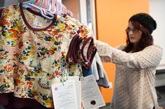 Fashion with compassion - Langley Times They may look like ordinary dresses, T-shirts and sweaters, but Taylor Byrom's children's clothing serves a much greater purpose.