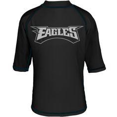 Philadelphia Eagles - Logo Rash Guard Juvy T-Shirt