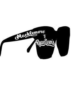 macklemore and ryan lewis sticker