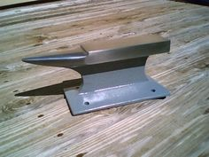 Shop Made Tools - Page 139  Railroad Track Anvil
