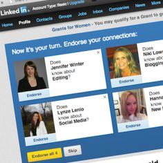 LinkedIn Endorsements: How to Get the Ones That Really Matter by The Daily Muse http://www.thedailymuse.com/job-search/linkedin-endorsements-how-to-get-the-ones-that-really-matter/