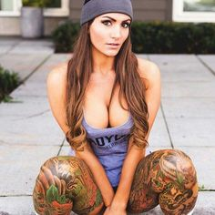#sexy#girls#tattoos#babes#food#girlstattoos
