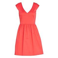 Portmans Sunset Sateen Dress $99.95