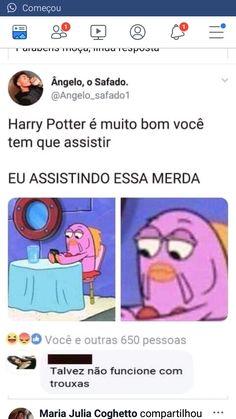 Harry Potter Drawings, Harry James Potter, Harry Potter Tumblr, Harry Potter Universal, Harry Potter Memes, Hogwarts, Harry Potter Jk Rowling, Funny Memes, Jokes