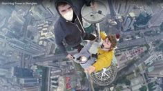 YouTube: 384m high tower in China, deadly Selfie...