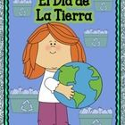 Tarjetas de Vocabulario a Color  -1 Artículo: El día de la Tierra   -Preguntas de Comprensión  -Hoja de Escritura Narrativa   -Hoja de Escritura ex...
