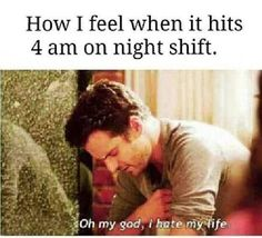 This is me every day every night