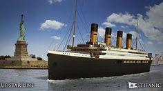 La réplica casi exacta del famoso barco que naufragó en abril de 1912 contará con medidas de seguridad modernas, control de satélite, sistemas de navegación digital y «todo aquello que uno espera que tenga un barco del siglo 21»