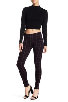 Prep Plaid Legging