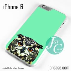 Chevron Owl Phone case for iPhone 6 and other iPhone devices