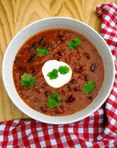 Transformar Chilli con carne, um delicioso prato da culinária mexicana,…