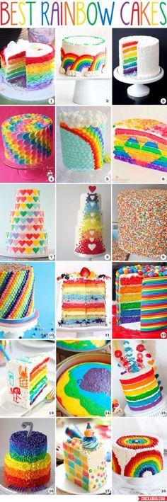 Cakes disings
