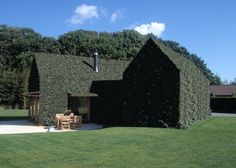 Claus Hermansen Architects,  Dyngby, Denmark 2003