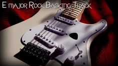 Instrumental Rock Guitar Backing Track E major. Extended melodious mellow emotional long jam track with electric guitar, bass, synth and drums, for guitarists, singers and players. E major 7 is the main guitar chord, with variations of the bass note.To improvise use a E major scale. Have fun.
