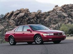 2000 Cadillac Seville STS Wallpaper - http://wallpaperzoo.com/2000-cadillac-seville-sts-wallpaper-38712.html  #2000CadillacSevilleSTS