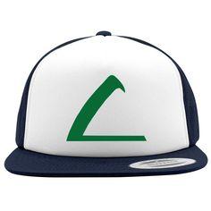 Ash Hat Logo Foam Trucker Hat