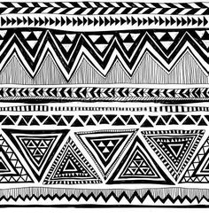 Texture created though line work | surface pattern design