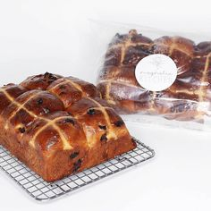 Easter is just around the corner and we are dusting off our infamous hot cross bun recipes Spiced chocolate hot cross brioche buns made with secret spices and d Magnolia Kitchen, Easter Wishes, Buns, Camembert Cheese, Spices, Corner, Chocolate, Hot, Recipes