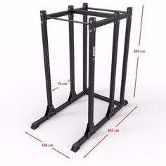 ATX® Jaula de potencia - Power Rack 240-FXL