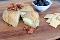 Grain Free Baked Brie