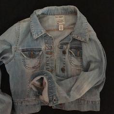 Old navy Jean jacket Trendy short old navy small denim jacket Old Navy Jackets & Coats Jean Jackets
