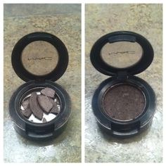 """moreandect: """" sinidentidades: """" morenamagia: """"   dressyourselfhappy: """"   Fixing broken make up! So I got a shipment yesterday from drugstore.com, but one of the wet n' wild eye shadows I ordered..."""