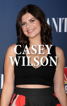Casey Wilson came by Ellen to talk about her new show Marry Me, her Halloween plans, her recent marriage, and her birthday. http://www.recapo.com/ellen-degeneres-show/ellen-interviews/ellen-casey-wilson-halloween-marry-giving-charity-gone-girl/
