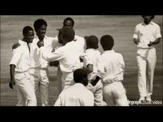 Fire in Babylon: out there it was war - YouTube  This is about Cricket battle in 1976