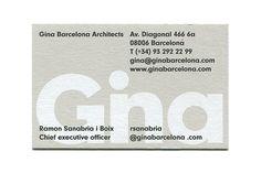 Gina Barcelona Architects on Behance