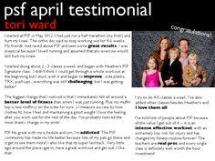 April Testimonial
