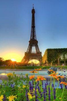 Zomer in Parijs!