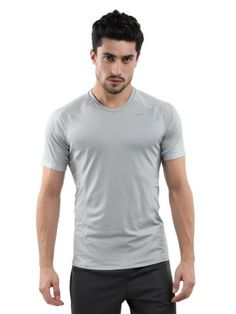 Nike Men Grey Speed T-shirt | Myntra via @myntra