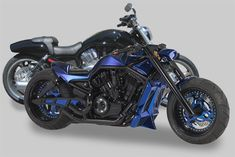 harley davidson vrod body kits | convert your v rod the european way kits in various stages available ...