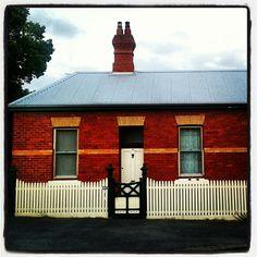 Cottage, Flemington, Melbourne | Flickr - Photo Sharing!