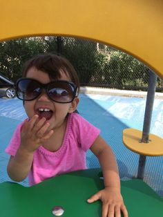 Tanned Baby Maya, July 2015.