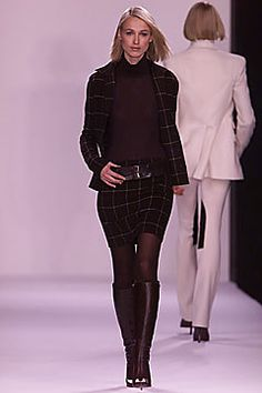 Ralph Lauren Fall 2001 Ready-to-Wear Collection Photos - Vogue