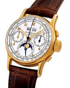 Top 10 World's Most Expensive Watches ... Patek Philippe Reference 1527 Wristwatch. └▶ └▶ http://www.topteny.com/?p=939