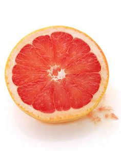 Grapefruit. Grapefruit helps defend against everything from cold-season sniffles to heart disease and cancer; pink and red grapefruit also offer about 35 times more of the antioxidant vitamin A than their paler counterparts. http://farmersmarketdelivered.com/