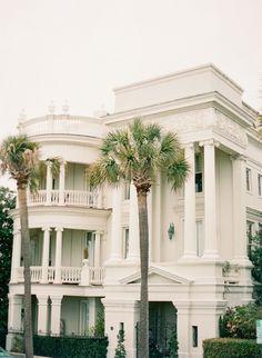 Gorgeous venue ~ Charleston, SC ~ Read More: http://www.stylemepretty.com/2013/12/12/traditional-charleston-wedding/