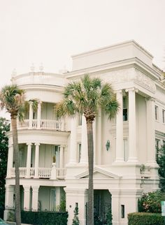 William Aiken House in Charleston, South Carolina.
