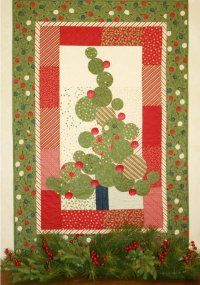 Tree Quilt - love it