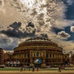 Royal Albert Hall is a great concert setting, and a remarkable site of London. It was opened in 1871, following the idea of Prince Albert