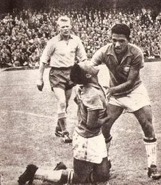 Pelé & Garrincha - Copa do Mundo, 1958