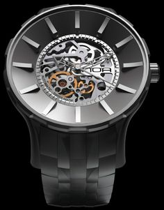 N.O.A Skell And Ghost Watches   noa around $2,500
